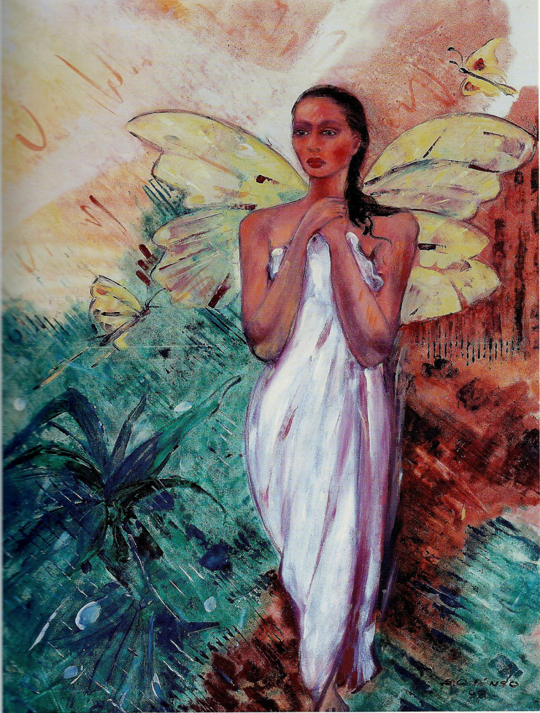 MADAME BUTTERFLY/ MUJER MARIPOSA